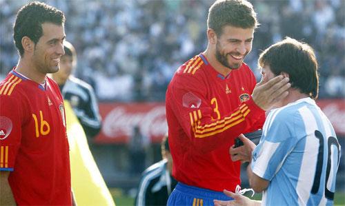 Messi muốn tránh Tây Ban Nha tại vòng bảng World Cup