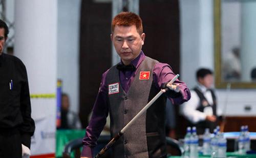 Minh Cẩm viết nên lịch sử cho billiards Việt Nam, vào bán kết giải thế giới