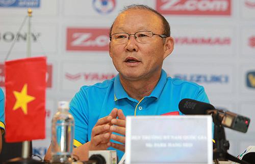 """HLV Park Hang Seo: """"Tuyển Việt Nam chắc chắn đánh bại Afghanistan"""""""