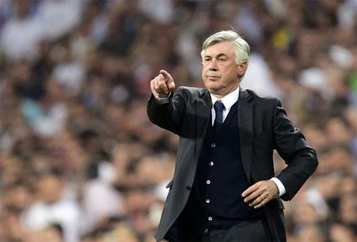 Ancelotti là ứng viên số một làm HLV Italy