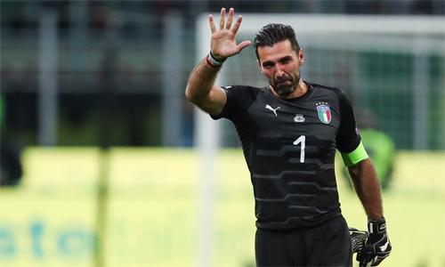 Italy không dự World Cup 2018: Còn gì sau giọt nước mắt của Buffon