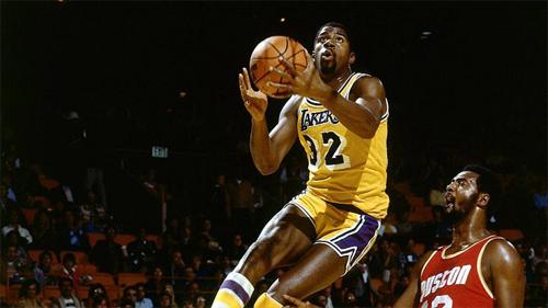 """Huyền thoại NBA Magic Johnson - người chống lại """"Thần Chết"""""""
