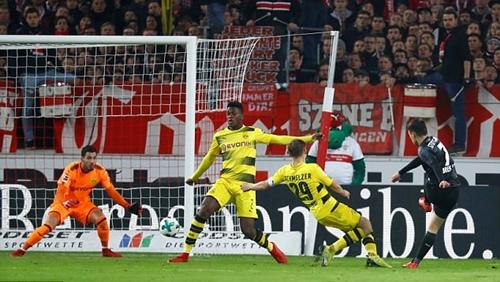 Dortmund thua trận thứ tư trong năm vòng Bundesliga gần nhất