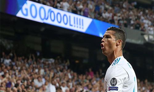 Ronaldo có thể phá thêm một kỷ lục ở Champions League hôm nay