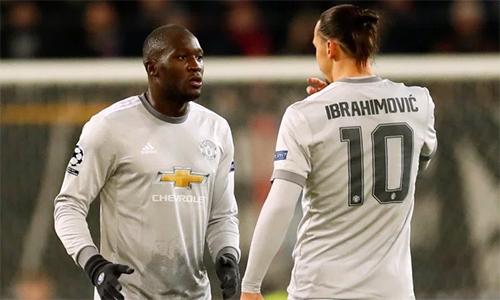 Ibrahimovic - Lukaku bị nghi ngờ khó lòng hợp tác