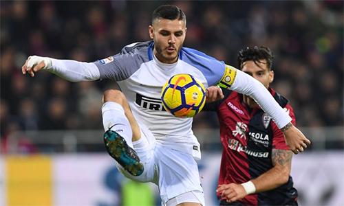 Juventus thắng đậm, nhưng vẫn bị Napoli, Inter đè đầu cưỡi cổ
