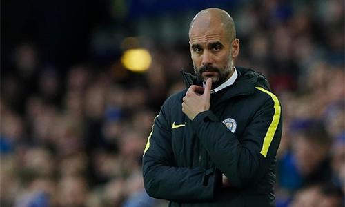 Guardiola không ngại đại tu đội hình Man City