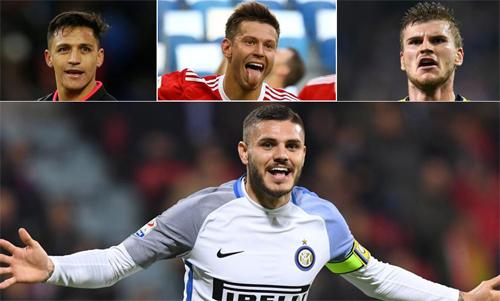 Real Madrid nhắm mua sát thủ trị giá 110 triệu đôla của Inter