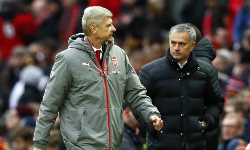 """Wenger: """"Trận Arsenal - Man Utd không còn định đoạt ngôi báu"""""""