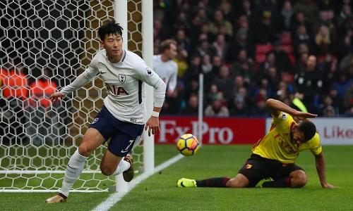 Bị đuổi người, Tottenham tiếp chuỗi ngày buồn trên sân Watford