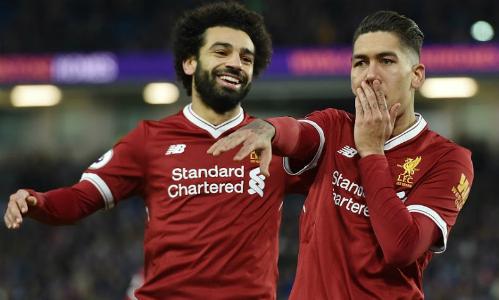 Hàng công bùng nổ, Liverpool tiếp tục thắng đậm