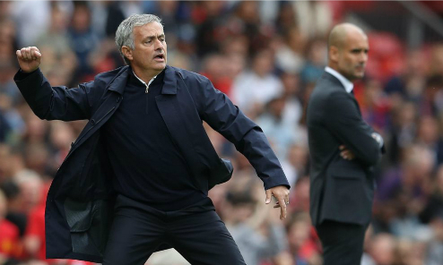 Mourinho nói Pep, Wenger tung hỏa mù khi gặp MU ảnh 1
