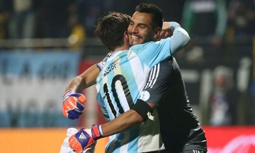 """Romero: """"Argentina không ngại việc phụ thuộc Messi"""""""