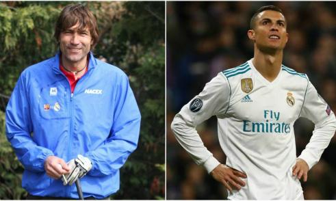 Danh thủ Barca chê Ronaldo không xứng Quả Bóng Vàng