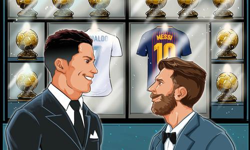 Bóng đá còn lại gì khi cuộc thư hùng Ronaldo - Messi kết thúc