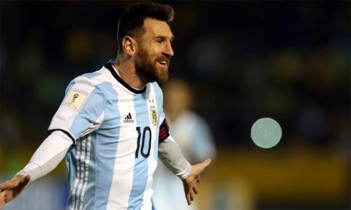 """Messi: """"Hy vọng bóng đá sẽ trả tôi món nợ World Cup"""""""