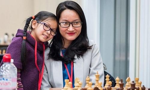 Kỳ thủ Kim Phụng tự hào với chức vô địch nữ London Chess Classic