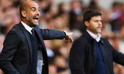 Guardiola đánh giá Tottenham và Chelsea cao hơn Man Utd