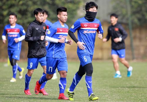 """Xuân Trường: """"U23 Việt Nam hưng phấn nhờ trận thắng Thái Lan"""""""