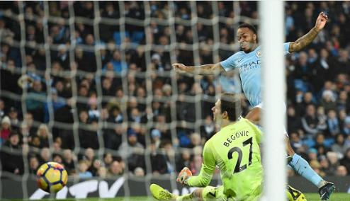 Man City thắng trận thứ 17 liên tiếp tại Ngoại hạng Anh