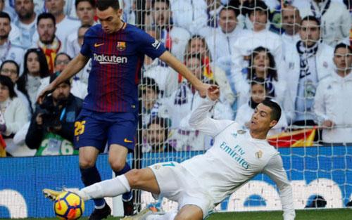 Vermaelen bất bại khi vào sân chơi cho Barca