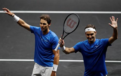 Nadal không chắc sẽ thi đấu ở tuổi 36. Ảnh: Reuters.