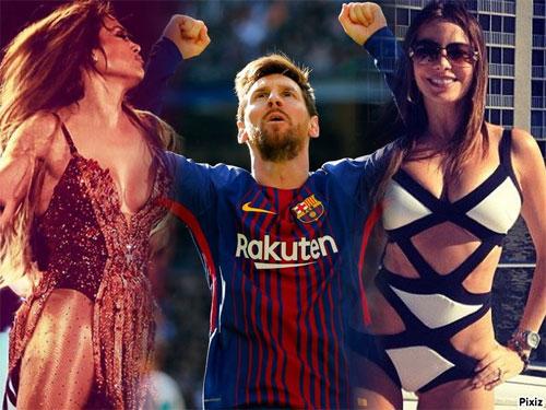 Messi kiếm tiền giỏi nhất trong dàn sao Latin, gấp đôi Neymar