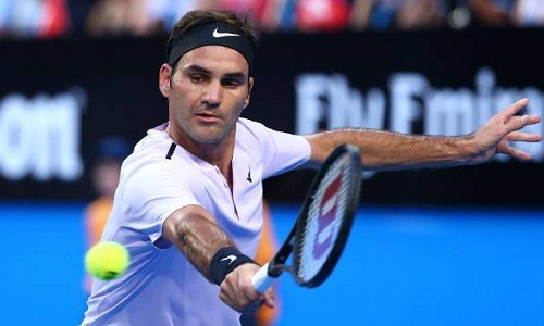 Federer giúp Thụy Sỹ thắng trận ra quân ở Hopman Cup