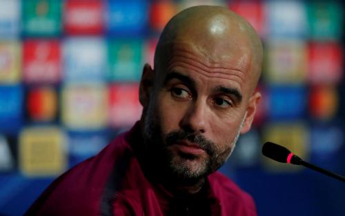 Guardiola đang giúp Man City thống trị Ngoại hạng Anh. Ảnh: Reuters.