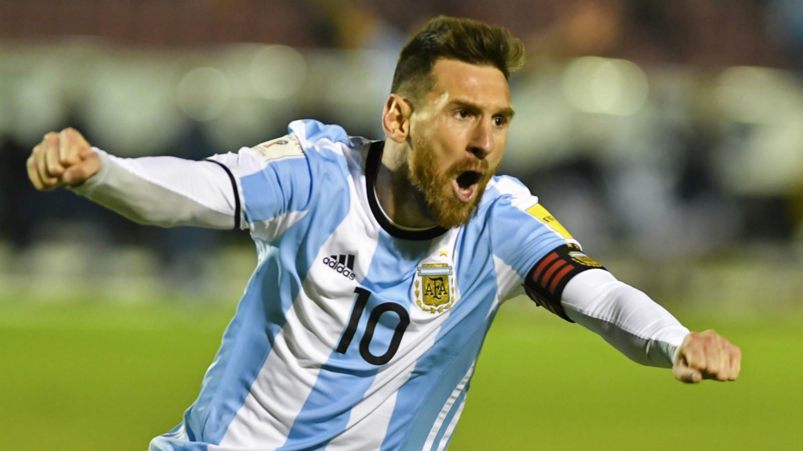 Messi và những thách thức trong năm 2018