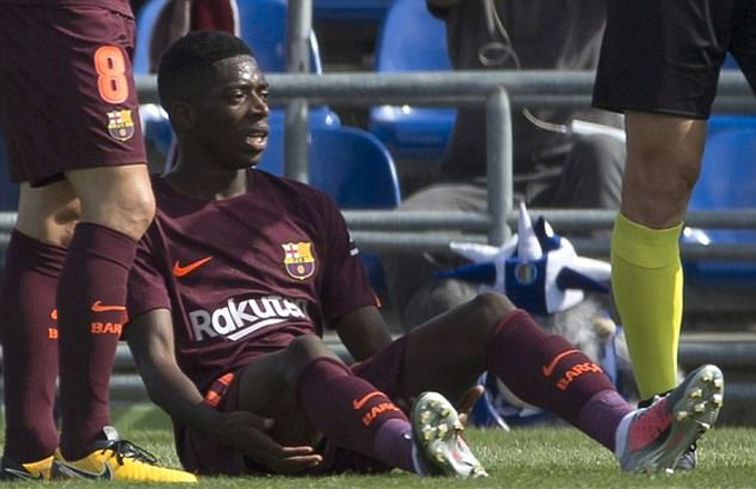 Messi, Suarez, Mascherano thuê chung máy bay trở lại Barca