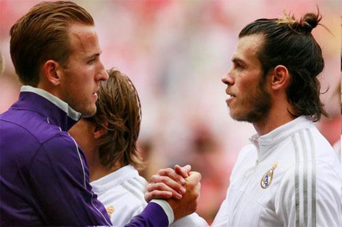 Real muốn đổi Bale cùng 180 triệu đôla để lấy Kane