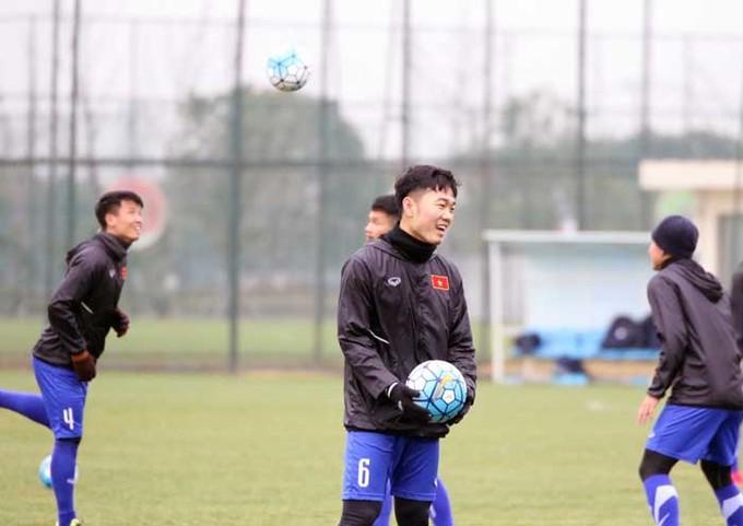 HLV Park Hang-seo cho U23 Việt Nam 'xả trại'