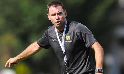 Ông Milicic rất tự tin vào khả năng đi xa hơn vòng bảng của U23 Australia. Ảnh: SBS.