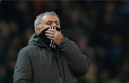 Mourinho đã sợ Man Utd phải đá lại với Derby