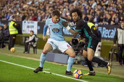 Marcelo đã có trận đấu đáng quên. Ảnh: Marca.