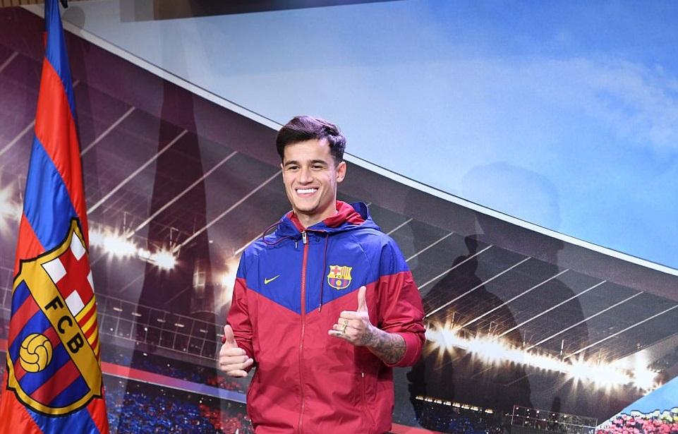 Chuyện gì đã diễn ra với Coutinho một tuần trước khi đến Barca