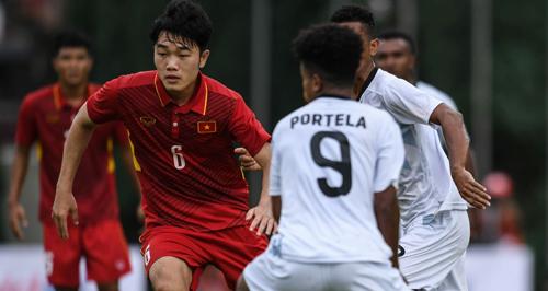 Xuân Trường tự tin U23 Việt Nam sẽ có điểm tại vòng chung kết U23 châu Á.