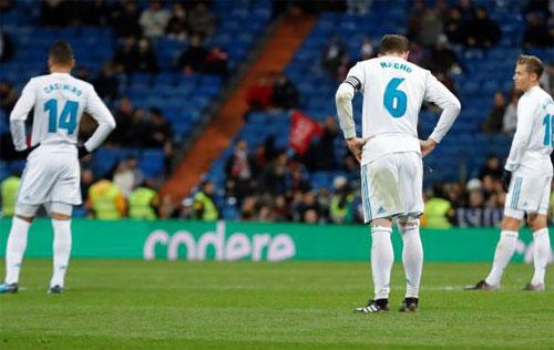 Sân Bernabeu mất vị thế chỗ dựa cho Real Madrid