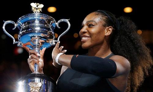 Serena trải qua giai đoạn khó khăn sau khi sinh nhưng đã vượt qua. Ảnh: Reuters.