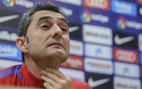 Valverde san bằng thành tích Barca bất bại thời Guardiola - ảnh 1