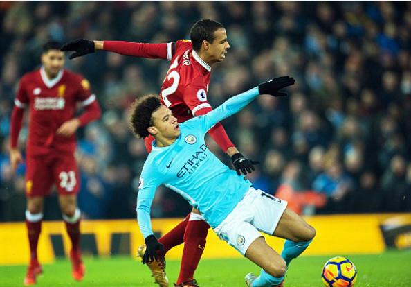 Liverpool 1-0 Man City (hiệp một): Đội khách bế tắc - ảnh 1