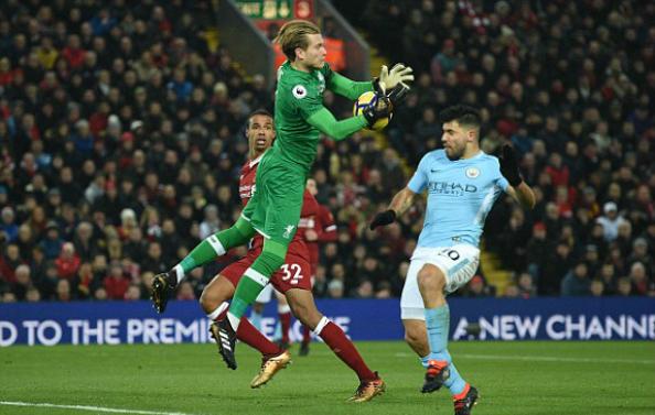 Liverpool 1-0 Man City (hiệp một): Đội khách bế tắc - ảnh 2