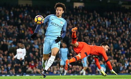 Sane được Guardiola khuyên chơi như Messi - ảnh 1