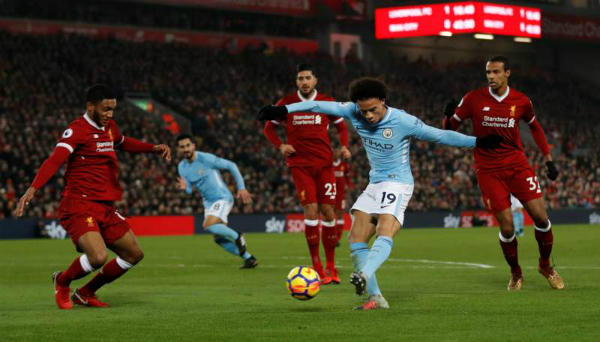 Liverpool 1-1 Man City (hiệp hai): Bóng dội xà ngang chủ nhà - ảnh 1