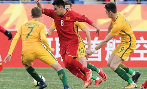 """Danh thủ Australia: """"Việt Nam thắng vì chấp nhận rủi ro nhiều hơn"""""""
