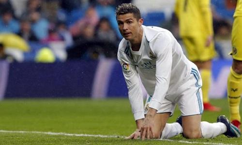 Ronaldo đang chơi tệ nhất trong 12 năm