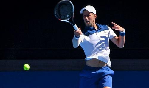 Djokovic nhẹ nhàng vào vòng hai Australia Mở rộng