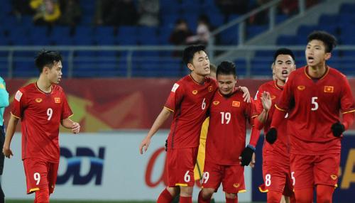 """Văn Toàn: """"Việt Nam đứng trước cơ hội lịch sử ở giải U23 châu Á"""""""