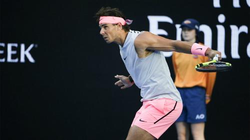 Nadal nhẹ nhàng vào vòng bốn Australia Mở rộng